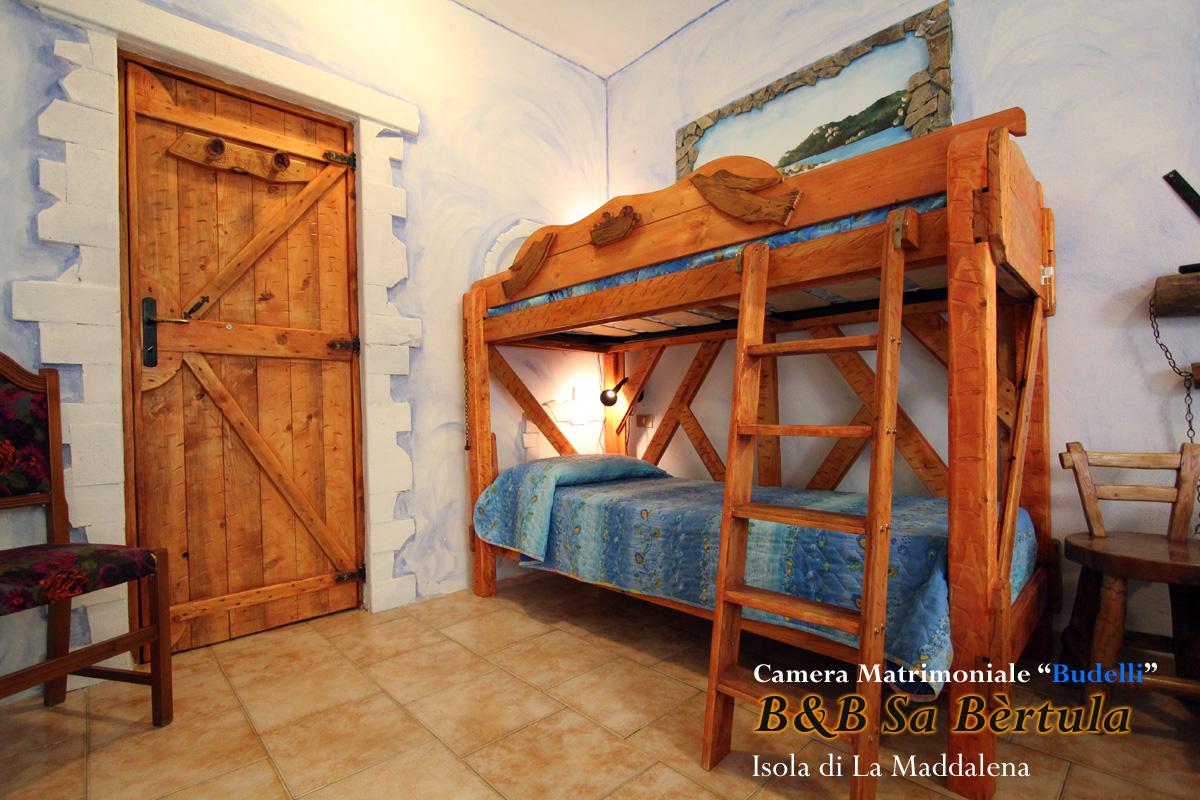 Camera matrimoniale budelli isola della maddalena bed and breakfast arcipelago la maddalena - Bagno maddalena tirrenia tariffe ...